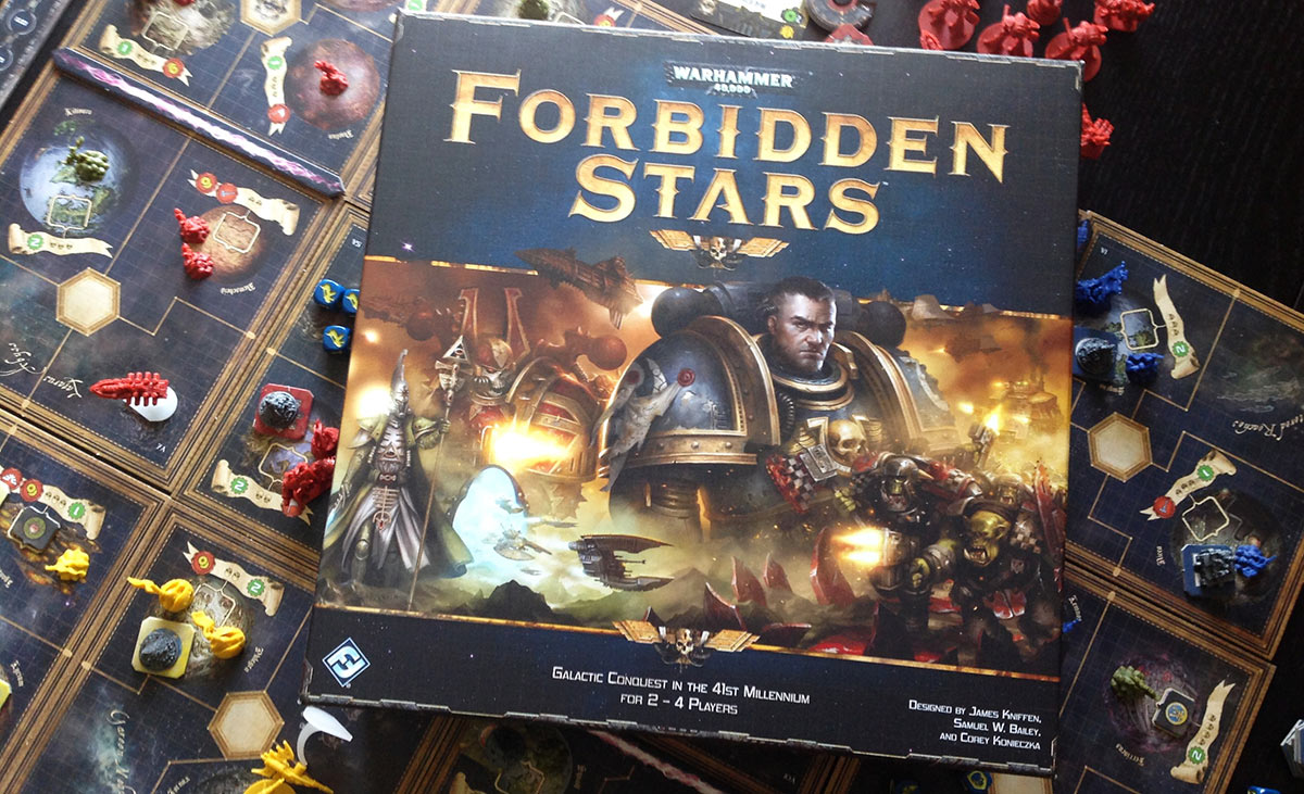 Review: Forbidden Stars