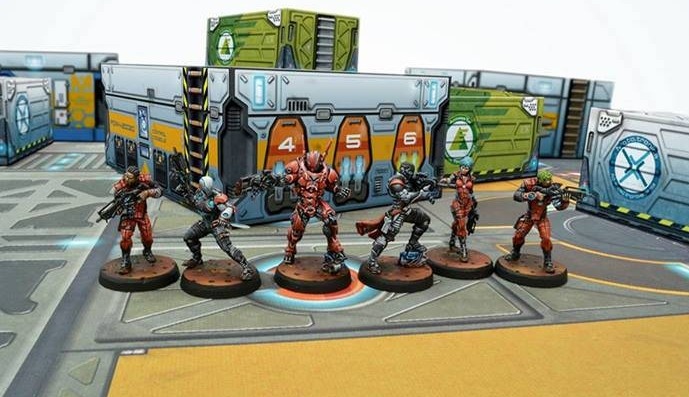 Miniatures Game Review: Infinity
