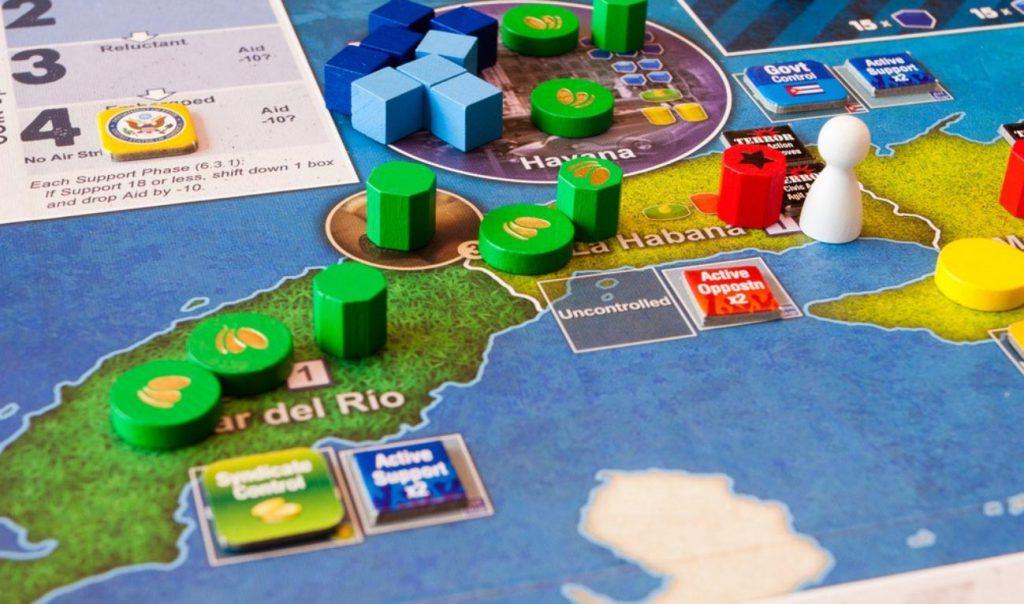 Interview: Volko Ruhnke's Modern Wargames