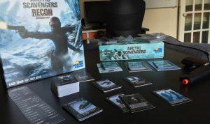 Review: Arctic Scavengers: Recon