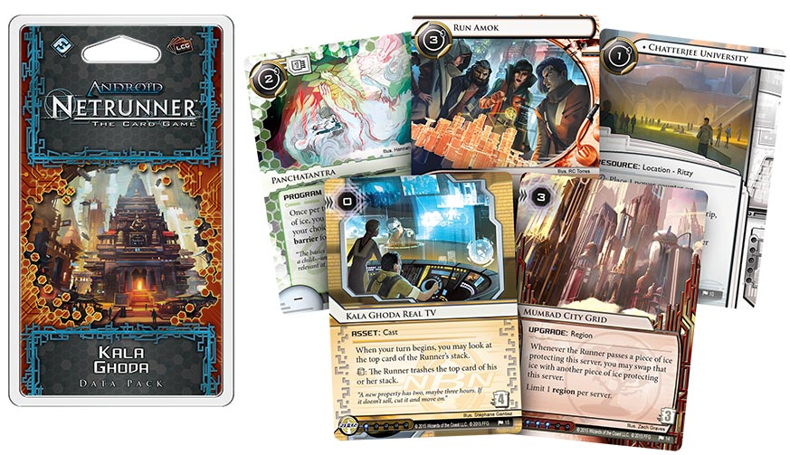 Netrunner expansions