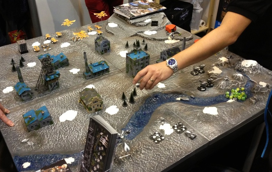 Miniatures Game Review: Dropzone Commander