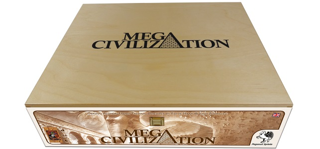 Game: Mega Civilization