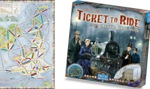 Game: Ticket to Ride