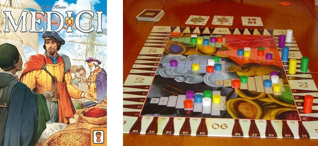 Game: Medici
