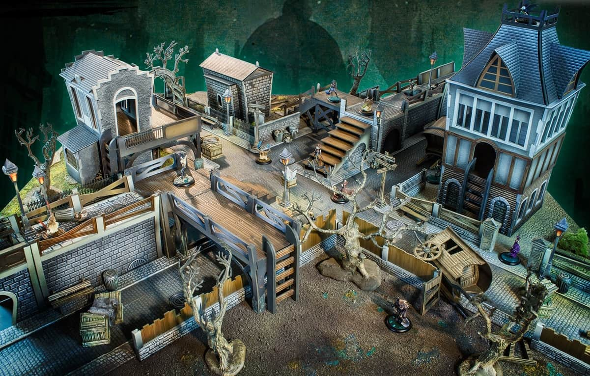 Miniatures Game Review Malifaux Shut Up amp Sit Down