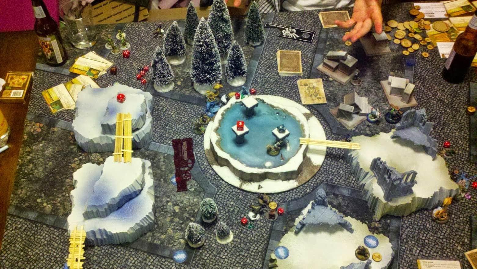 Game: Malifaux