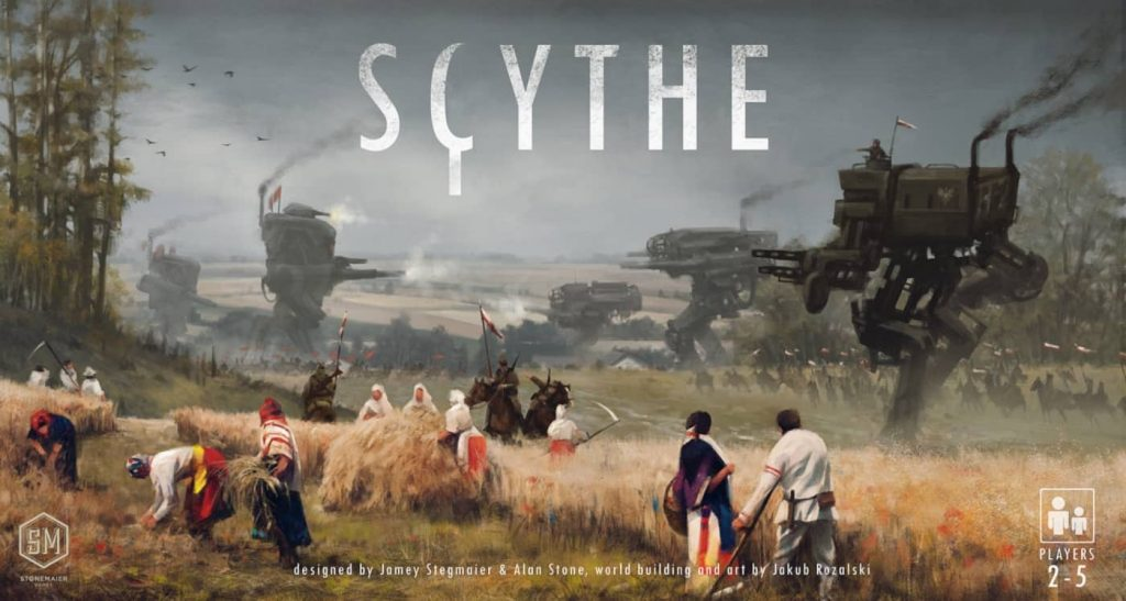 Game: Scythe