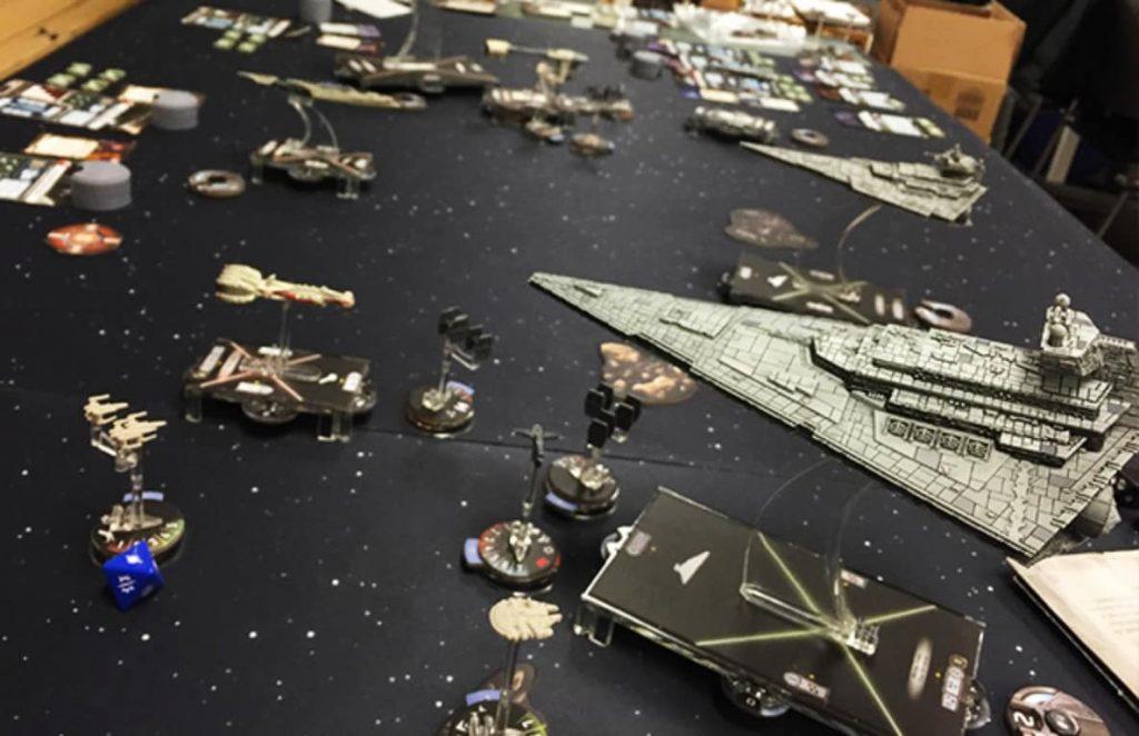 Review: Star Wars Armada, Wave 2