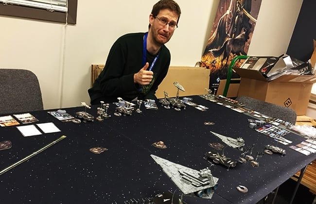 Review: Star Wars Armada, Wave 2