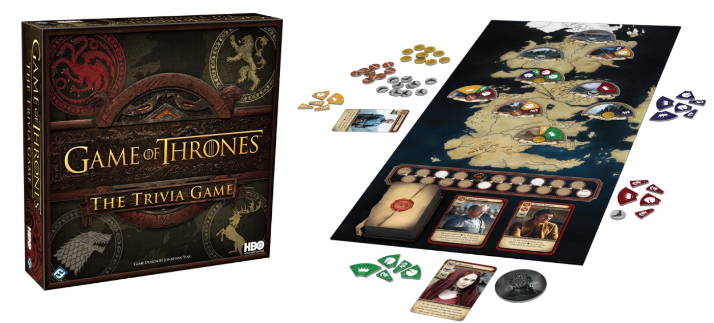 Game of Thrones - The Trivia Game
