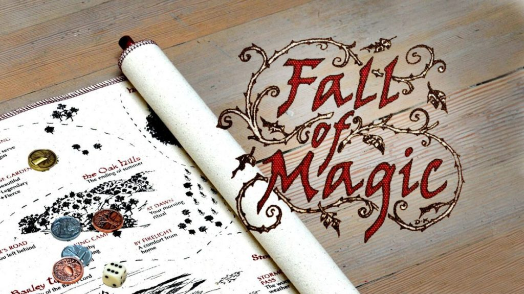 Fall of Magic