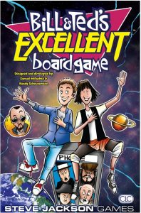 Bill and Ted board game
