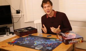 How to Play Pandemic Legacy!