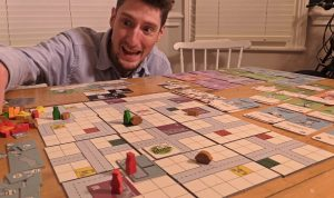 Review: Food Chain Magnate