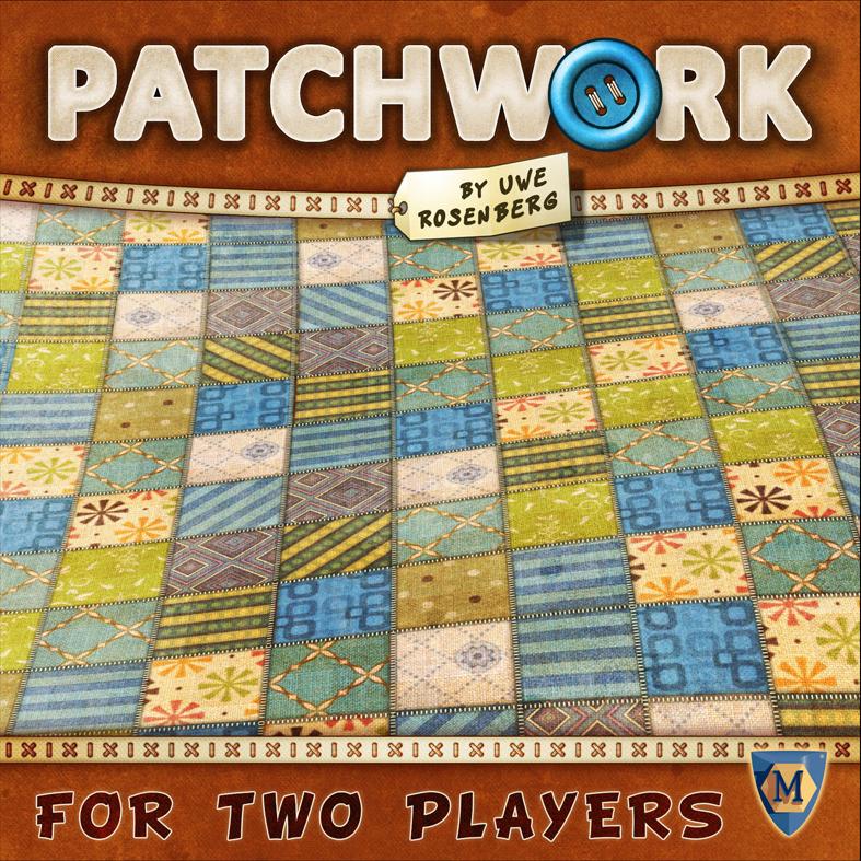 patchwork box