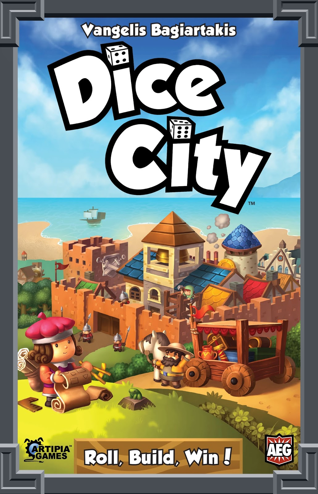 Dice City Box
