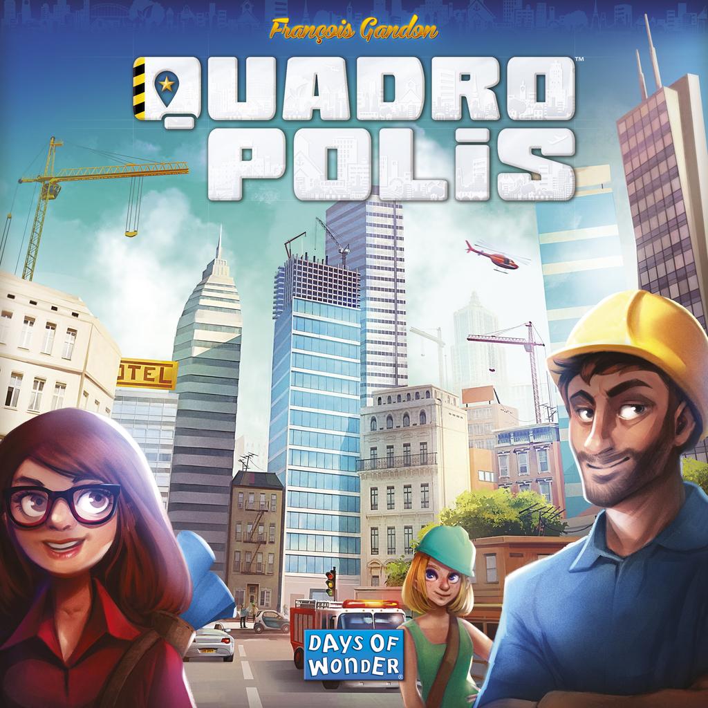 Quadropolis » Shut Up & Sit Down image