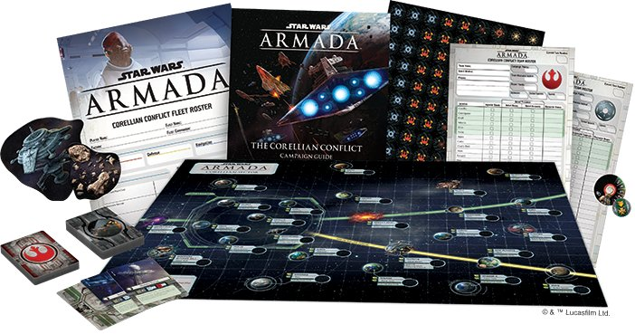 Armada Games News Header
