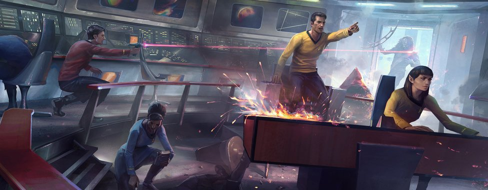 New star trek RPG