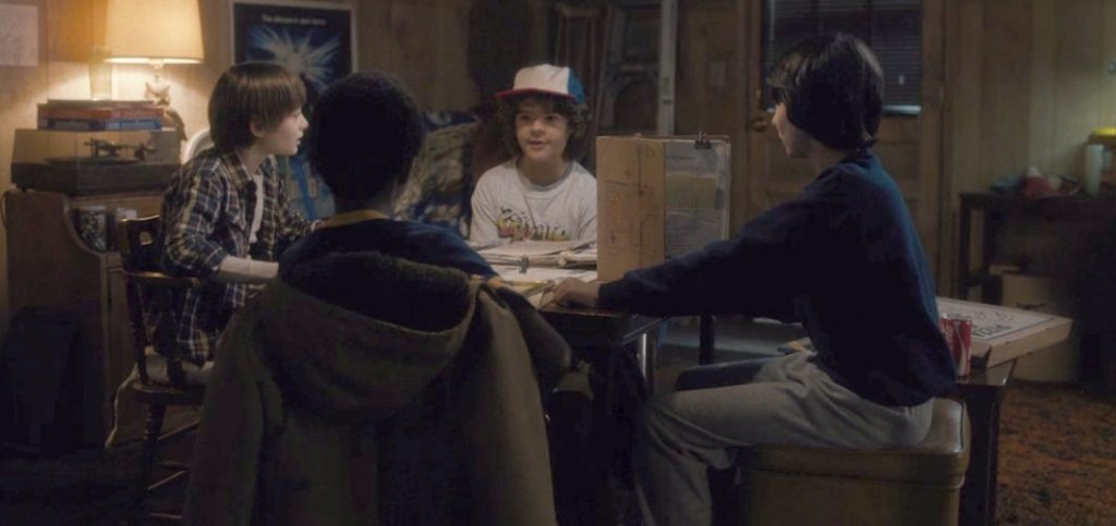 Stranger Things roleplaying image