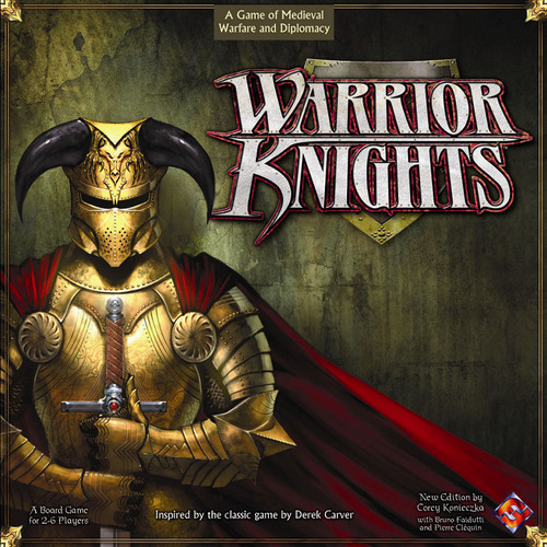 Warrior Knights Box Cover