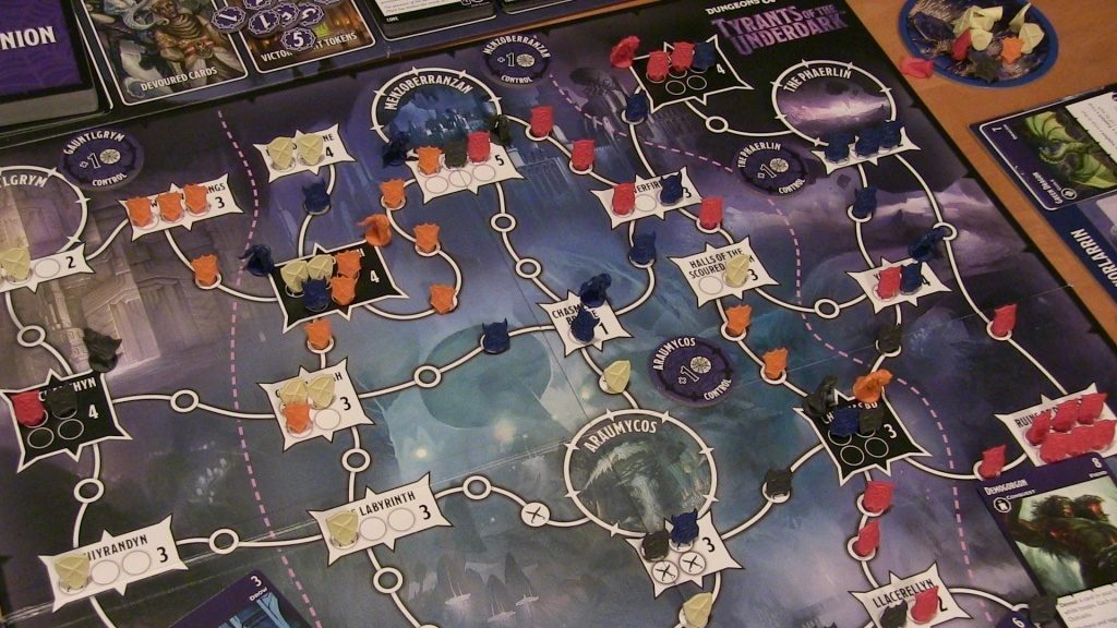 Tyrants of the Underdark Review 1