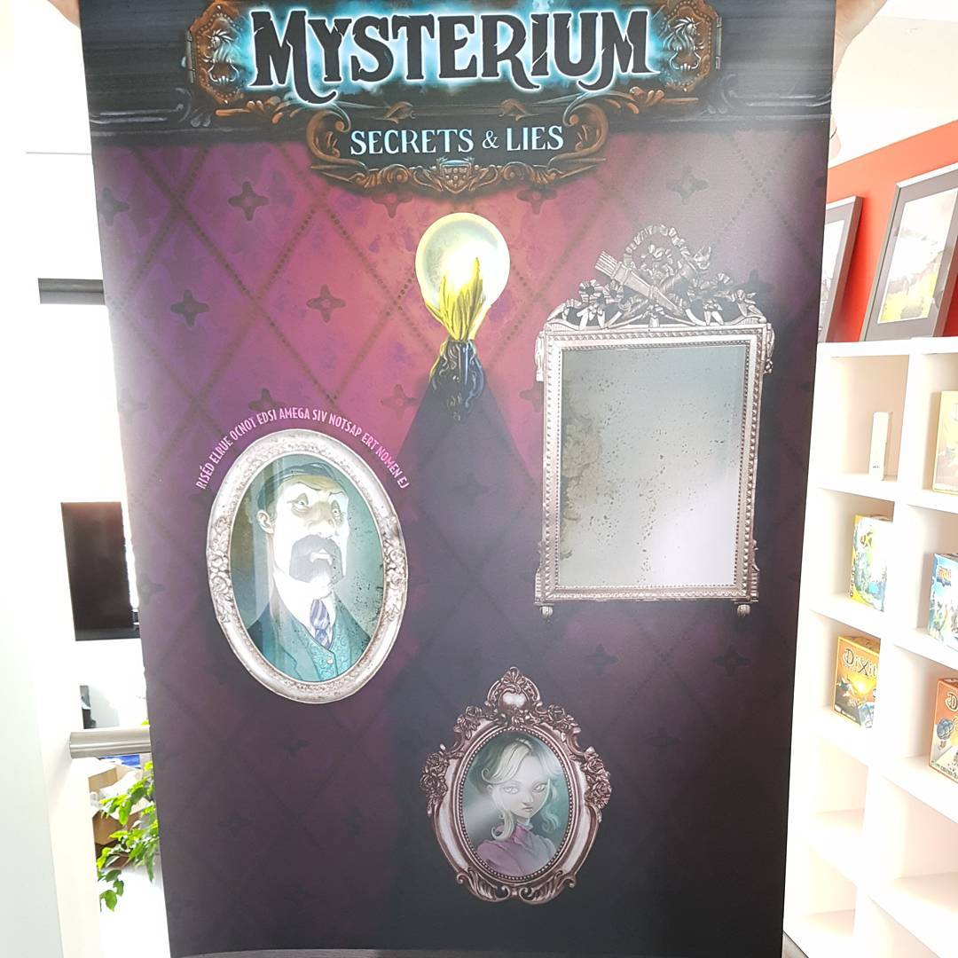 Mysterium Secrets News