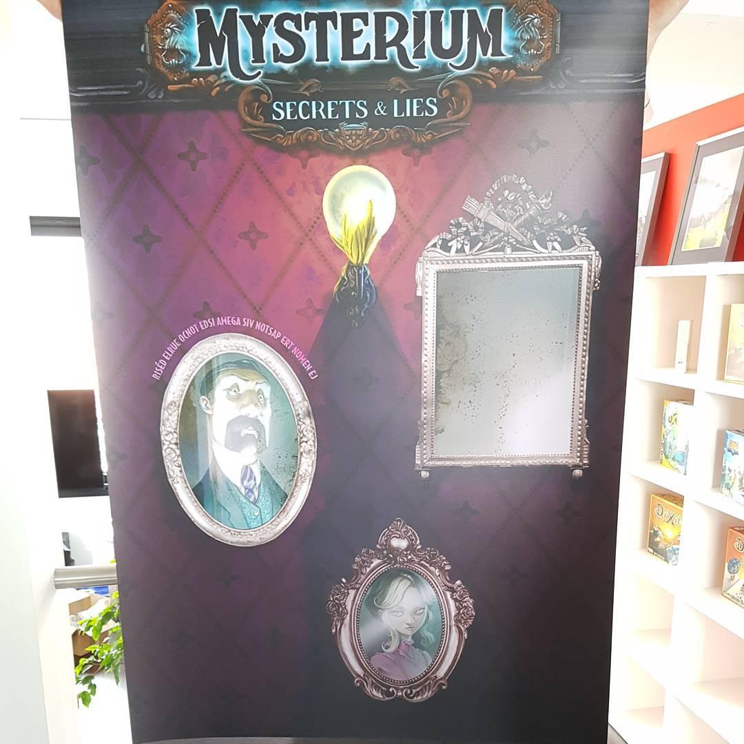 Mysterium Secrets News