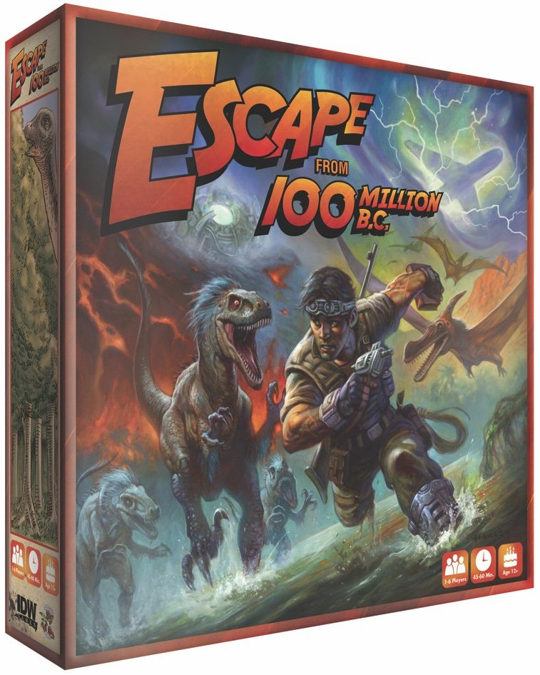 escape from 100m bc