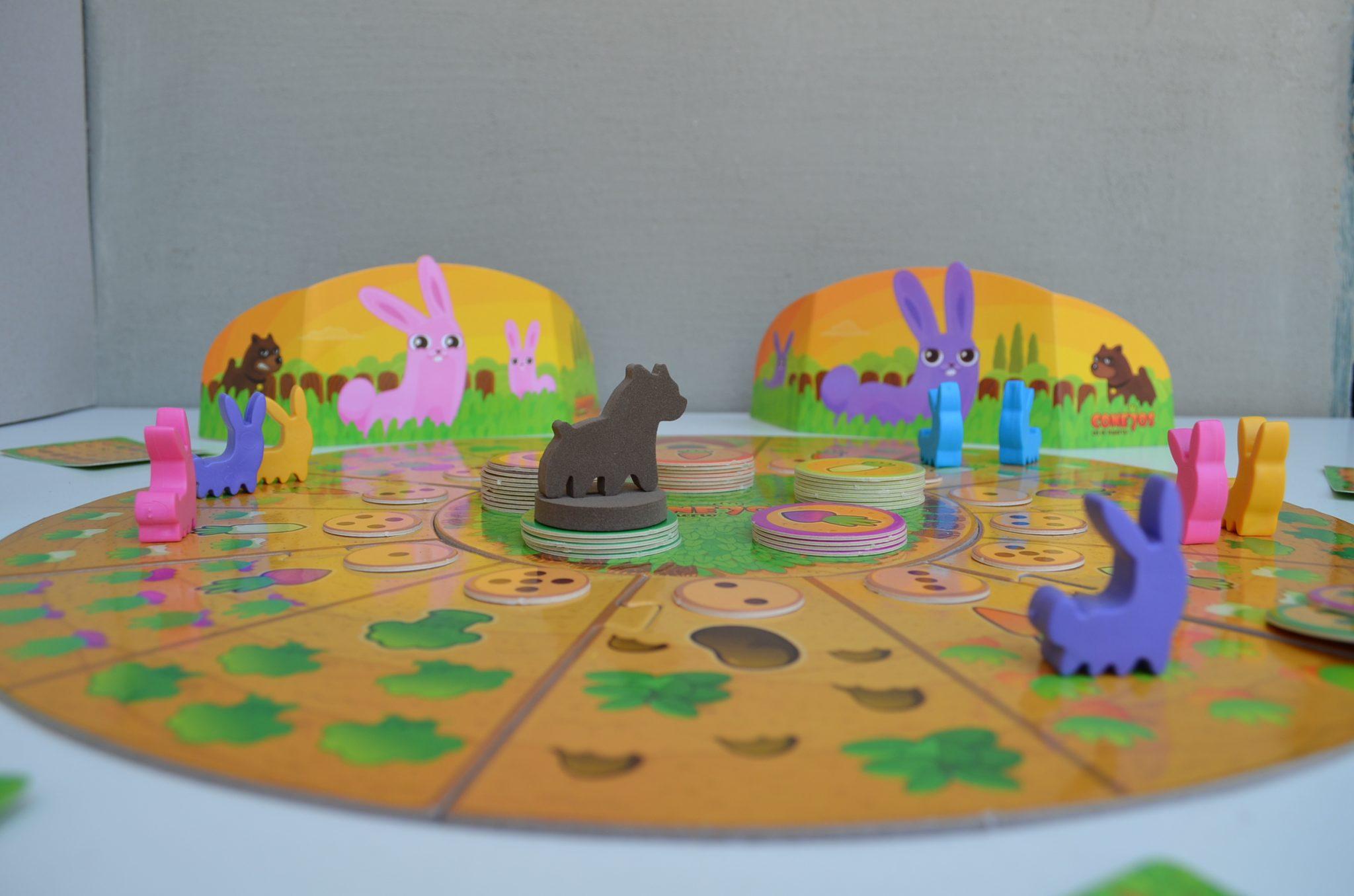 Conejos en el Huerto games news