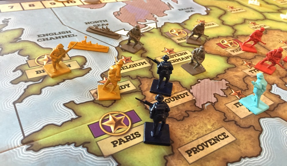Review: Quartermaster General: 1914 » Shut Up & Sit Down