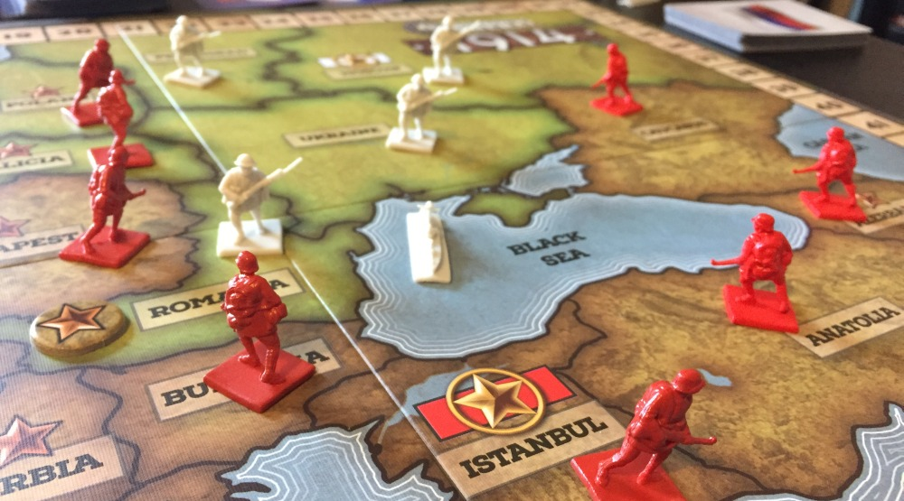 Review: Quartermaster General: 1914 - Shut Up & Sit Down