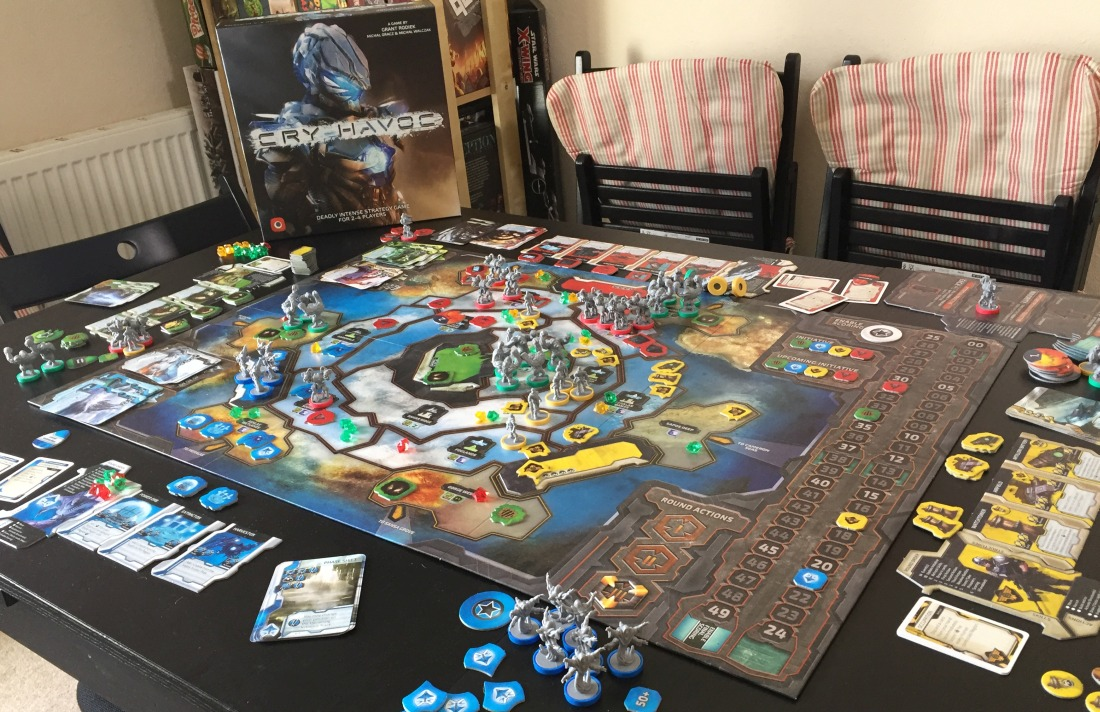 Review: Cry Havoc » Shut Up & Sit Down image