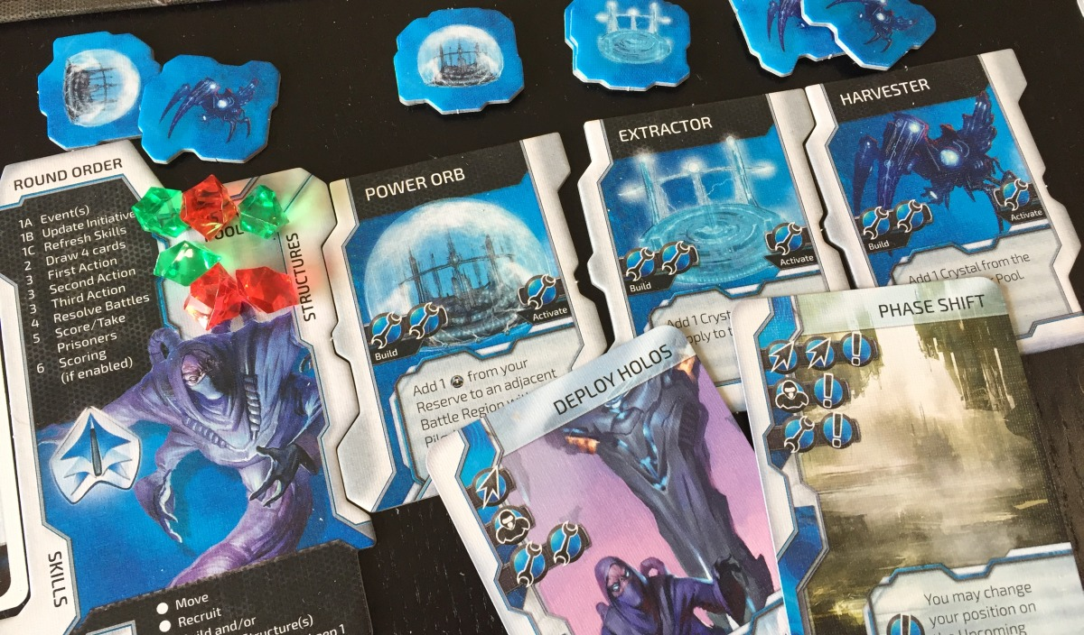 Review: Cry Havoc - Shut Up & Sit Down