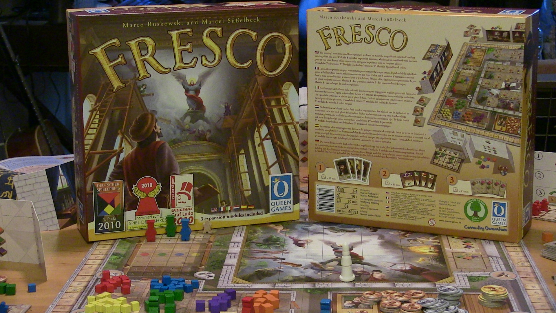 Fresco cover image