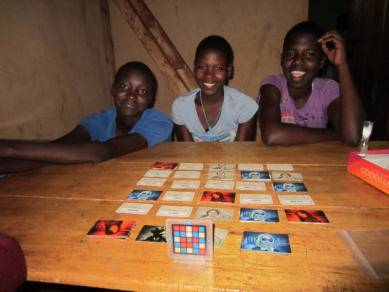 codenames uganda games news