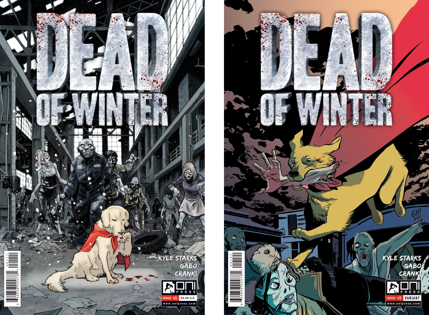 dead of winter comics games news