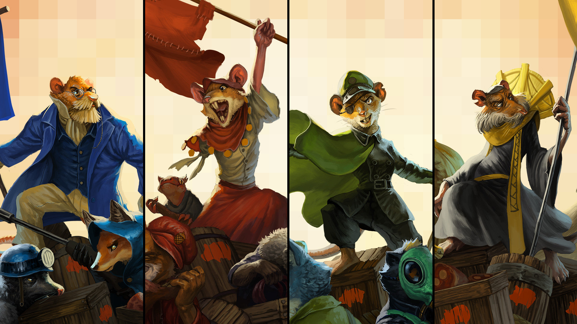 tooth and tail board game news