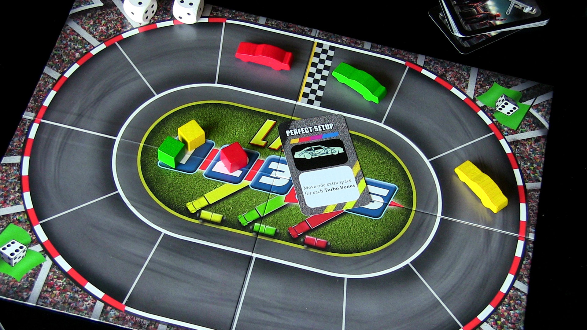Pit crew review 6