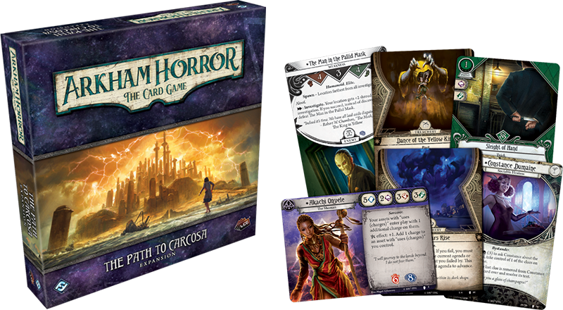 arkham horror card game pdf