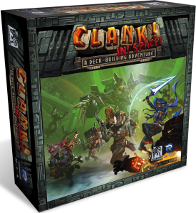 clank in space games news