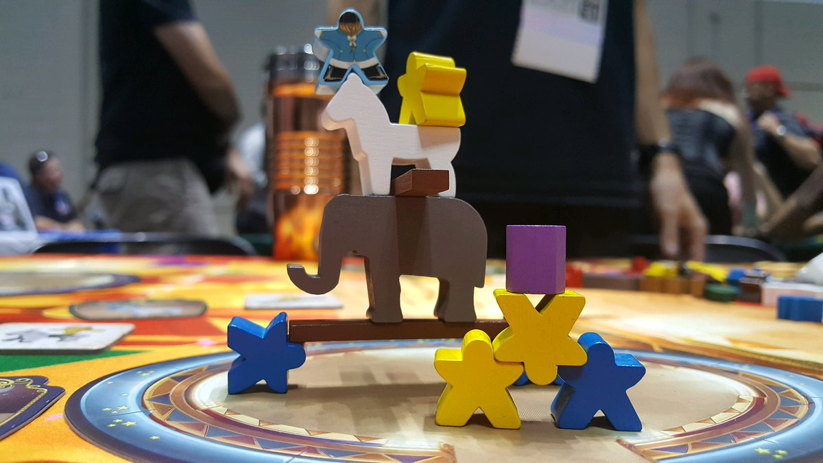 meeple circus games news