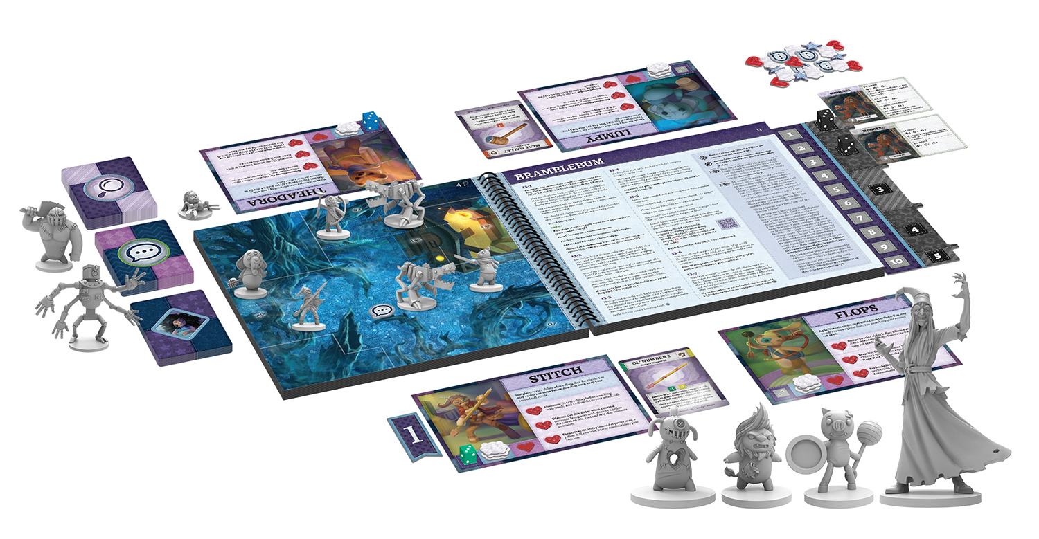 stuffed fables games news