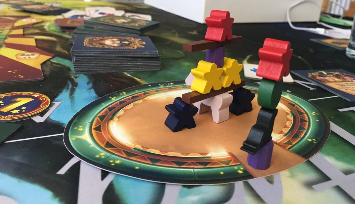 Best Games Meeple Circus 2