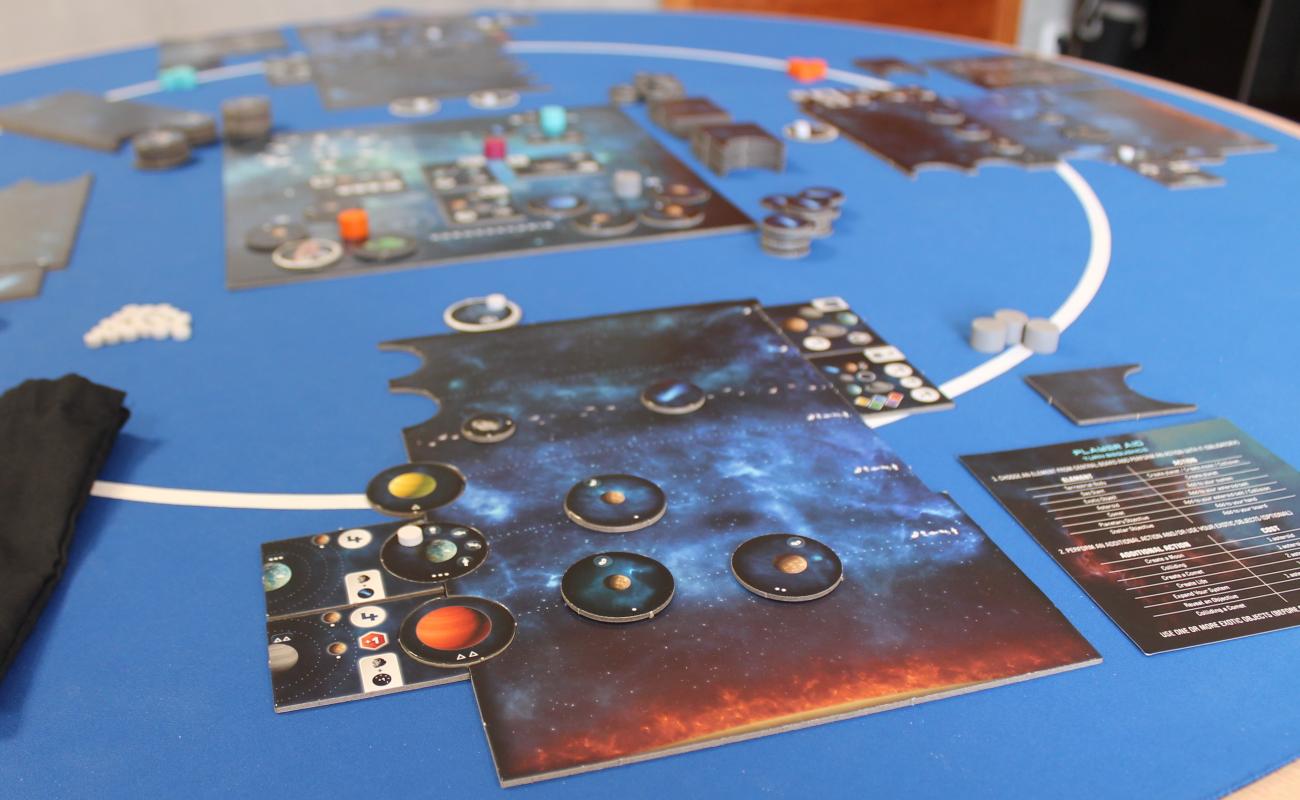 Cosmogenesis Games News 1