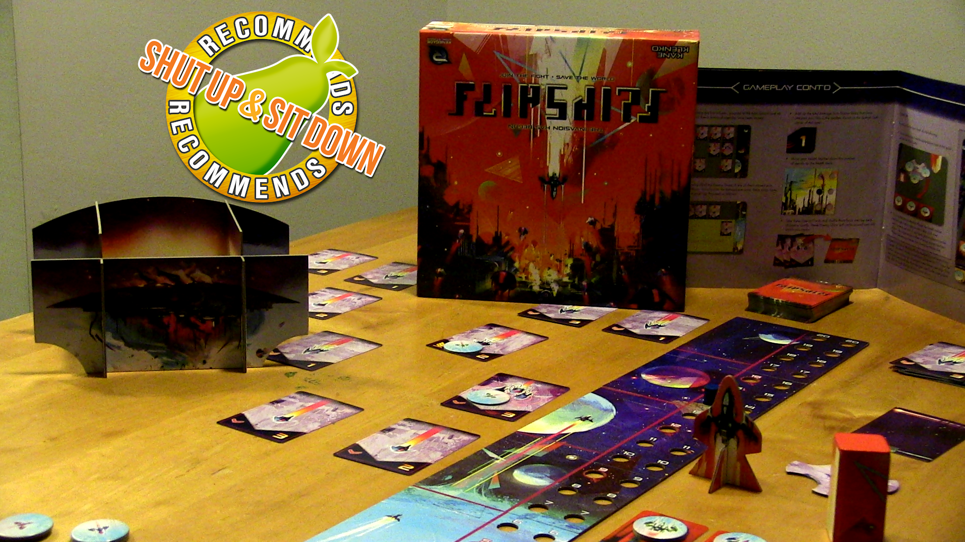 Review: Flipships » Shut Up & Sit Down image