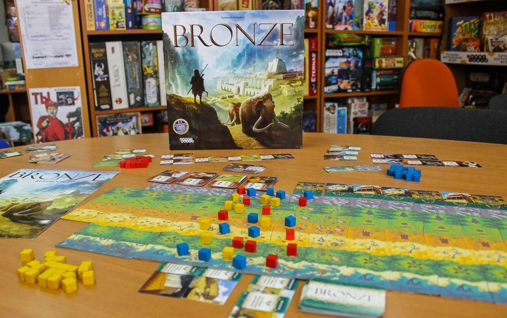 bronze board game games news