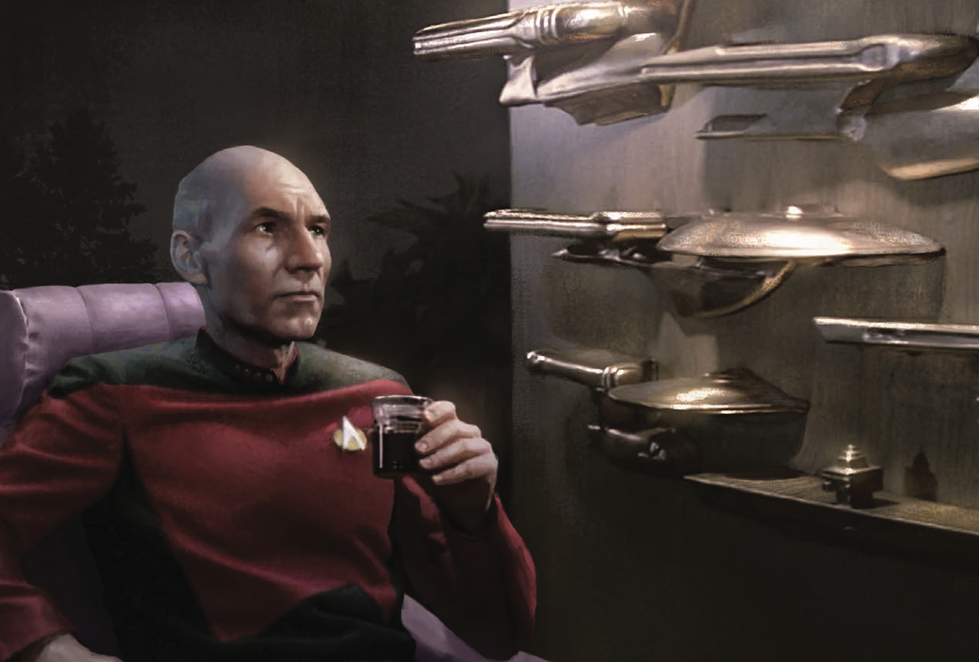 Star Trek RPG Picard
