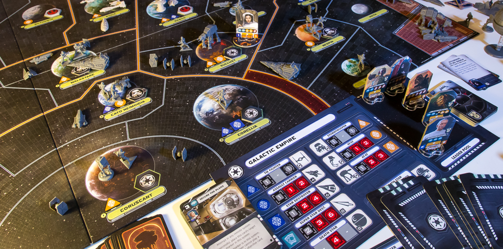 Star Wars Rebellion Rise of the Empire (2)